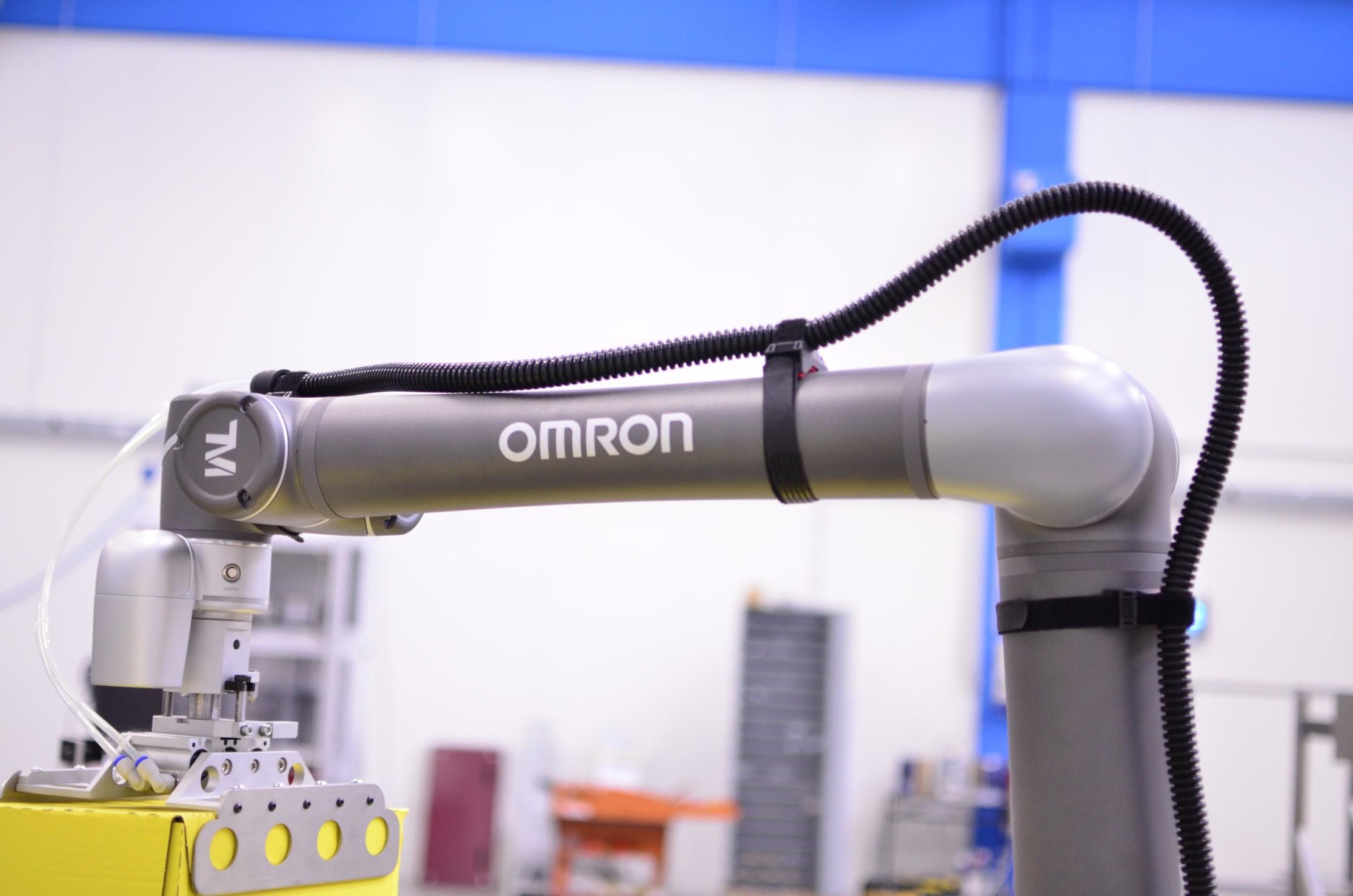 Automazione Robotica e Cobot